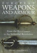 16952 - Oakeshott, E. - European weapons and armour. From the Renaissance to the Industrial Revolution
