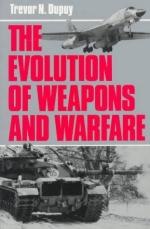 16954 - Dupuy, T. - Evolution of weapons and warfare (The)