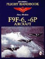 16991 - AAVV,  - F9F-6, 6P Aircraft Flight Handbook: AN 01-85FGD-1 Navy Models