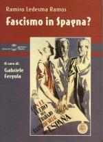 17024 - Ledesma Ramos, R. - Fascismo in Spagna?