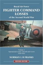 17082 - Franks, N. - RAF Fighter Command Losses of the Second World War Vol 1: 1939-41