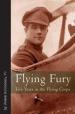 17169 - McCudden, J. - Flying Fury. Five Years in the Flying Corps