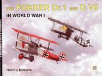 17190 - Nowarra, H.J. - Fokker Dr.1 and D VII in WWI