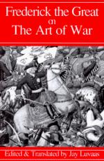 17251 - Luvaas, J. - Frederick the Great on Art of War