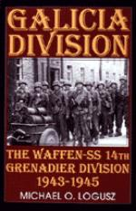 17319 - Logusz, M. - Galicia Division. Waffen-SS 14th Grenadier Division 1943-45