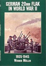 17376 - Mueller, W. - German 20 mm Flak in WWII