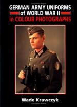 17401 - Krawczyk, W. - German Army Uniforms WWII in colour photographs