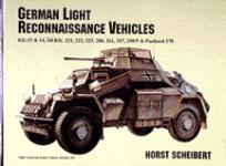 17449 - Scheibert, H. - German Light Reconnaissance Vehicles