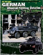 17493 - Jerchel, M. - German Wheeled Fighting Vehicles