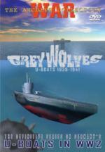 17646 - AAVV,  - Grey Wolves: U-Boat 1939-41 DVD