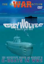 17649 - AAVV,  - Grey Wolves: U-Boat 1943-45 DVD