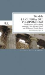 17697 - Tucidide,  - Guerra del Peloponneso 3 Voll (La)