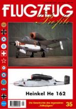 17896 - AAVV,  - Flugzeug Profile 35: Heinkel He 162
