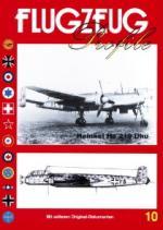 17899 - AAVV,  - Flugzeug Profile 10: Heinkel He 219 'Uhu'