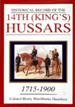 17933 - Blacburne, H. - Historical record of 14th (King's) Hussars 1715-1900