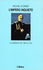 18042 - Sturmer, M. - Impero inquieto. La Germania dal 1866 al 1918 (L')