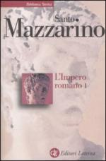 18043 - Mazzarino, S. - Impero Romano Vol I (L')