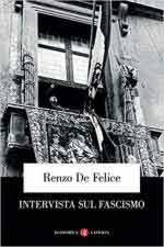 18113 - De Felice, R. - Intervista sul fascismo