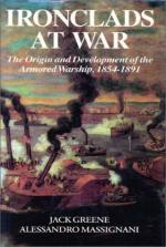 18141 - Greene-Massignani,  - Ironclads at war. The origin and development of the armored warship, 1854-1891