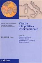 18180 - IAI,  - Italia e la politica internazionale. ed. 2001 (L')