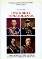 18201 - Ruffo, M. - Italia nella Triplice Alleanza (L')
