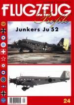 18294 - AAVV,  - Flugzeug Profile 24: Junkers Ju 52
