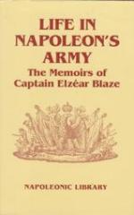 18499 - Napier, C. - Life in Napoleon's Army
