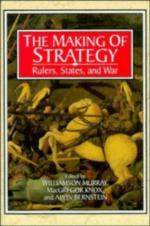 18655 - Murray, W. et al. - Making of Strategy. Rulers, States and War (The)