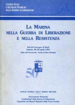 18712 - AAVV,  - Marina nella guerra di liberazione e nella Resistenza (La)