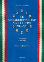 18765 - Brambilla, A. - Medaglie italiane negli ultimi 200 anni Vol 1: 1784-1900 2a Ed. (Le)