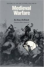 18787 - Delbruck, H. - Medieval Warfare. History of the Art of War Vol III