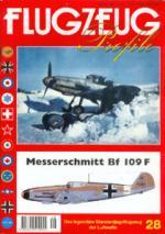 18824 - AAVV,  - Flugzeug Profile 28: Messerschmitt Bf 109 F