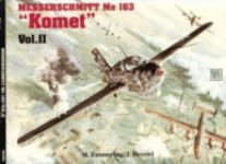 18843 - Emmerling, M. - Messerschmitt Me 163 Komet Vol II