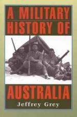 18903 - Grey, J. - Military history of Australia (A)