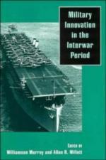18905 - Murray-Millett,  - Military innovation in the interwar period