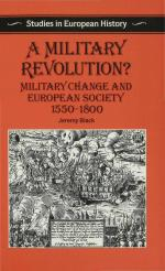 18909 - Black, J. - Military Revolution? Military Change and European Society 1550-1800