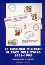 18931 - Riggi, G. - Missioni militari di pace dell'Italia 1991-1995 (Le)