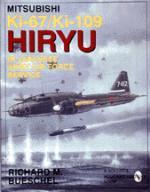 18946 - Bueschel, R. - Mitsubishi Ki-67/Ki-109 Hiryu in Japanese Army Air Force Service