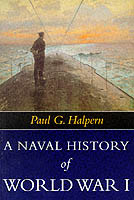 19147 - Halpern, P.G. - Naval History of WWI (A)