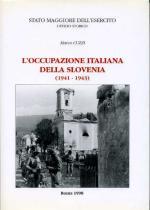 19310 - Cuzzi, M. - Occupazione italiana della Slovenia (L')