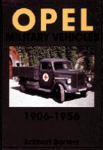 19344 - Bartels, E. - Opel Military Vehicles 1906-1956