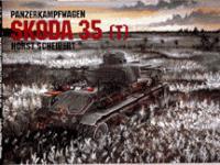 19496 - Scheibert, H. - Panzerkampfwagen Skoda 35 (t)