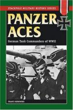 19498 - Kurowski, F. - Panzer Aces I. German Tank Commanders of WWII