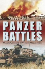 19500 - von Mellenthin, F.W. - Panzer Battles