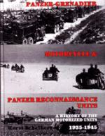19527 - Scheibert, H. - Panzer-Grenadier, Motorcycle and Panzer-reconnaissance units 1935-45