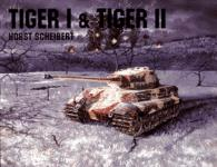 19551 - Scheibert, H. - Panzers Tiger I and II