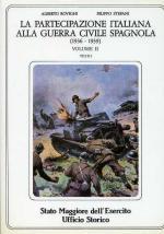 19575 - Rovighi, S. - Partecipazione italiana alla Guerra Civile Spagnola Vol II (La)