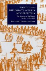 19723 - Frigo, D. - Politics and diplomacy in early modern Italy. The structure of diplomatic practice 1450-1800