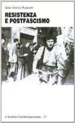 19972 - Rusconi, G.E. - Resistenza e postfascismo