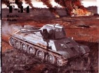 20110 - Scheibert, H. - Russian T-34 Battle Tank